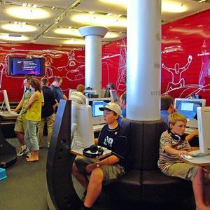 Интернет-кафе Волчанска