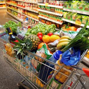 Магазины продуктов Волчанска