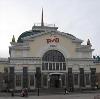 Железнодорожные вокзалы в Волчанске